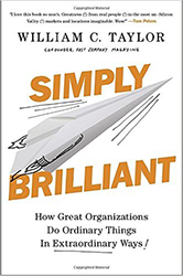 Simply Brilliant: How Great Organizations Do Ordinary Things in Extraordinary Ways
