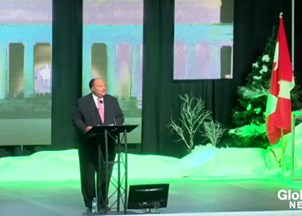 "<p><strong>Martin Luther King, III shares empowering message as ""Greatness in Leadership"" keynote</strong></p>"
