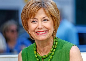 <p>Speaker Spotlight: Jane Pauley </p>