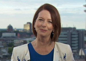 <p>Julia Gillard speaks out ahead of the G-20 Summit in engaging CNN interview </p>