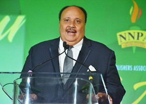<p>NNPA honors Martin Luther King, III with Lifetime Legacy Award</p>