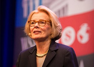 <p>Peggy Noonan wins the 2017 Pulitzer Prize for distinguished commentary</p>