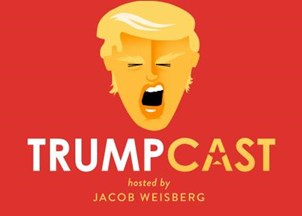 <p>Josh King selected for Slate's Trumpcast team</p>