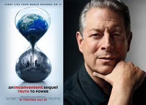 <p>Al Gore releases groundbreaking new documentary<a href=