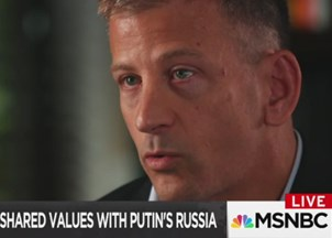 <p>Daniel Hoffman sheds light on Russia's intelligence operations </p>