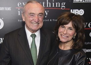 <p>Commissioner Bratton honored by the New York Historical Society</p>