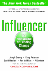 Influencer: The Power to Change Anything, Second Edition