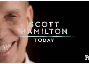 <p>Scott Hamilton Today</p>
