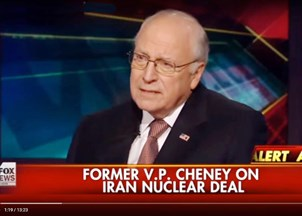 <p>Dick Cheney in the news</p>