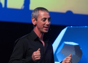 <p>Steven Kotler makes headlines for groundbreaking Creating Equilibrium event</p>