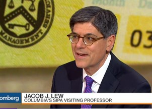 <p>Jack Lew in the News</p>