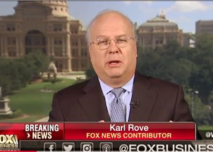 <p>Karl Rove in the News</p>