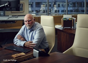 <p>Superstar geneticist J. Craig Venter reveals his keys for success in Wired</p>
