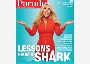 <p>Lori Greiner reveals lessons, inspiration and advice as <em>Parade</em> Magazine cover story</p>