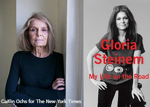 <p><strong>Gloria Steinem's story hits the big screen </strong></p>