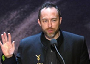 <p>Jimmy Wales makes headlines for his sharp analysis on the latest tech trends</p>