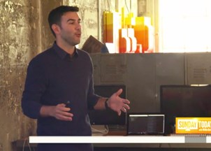 <p>Adam Braun and his groundbreaking new startup profiled on NBC's Today Show </p>
