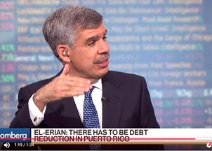 <p>Mohamed El-Erian in the News</p>