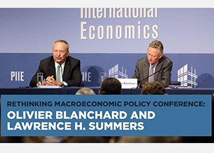 <p>Larry Summers headlines conference on macroeconomic policy</p>
