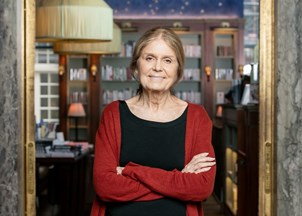 <p><strong>Gloria Steinem shares lessons for the next generation </strong></p>