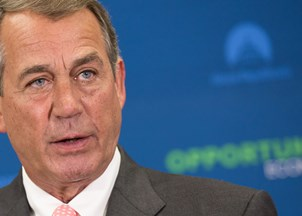<p>John Boehner heralded for his audacious honesty and refreshing bipartisanship </p>
