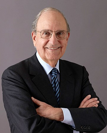 George Mitchell headshot