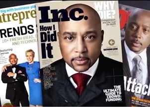 <p>Daymond John in the news</p>