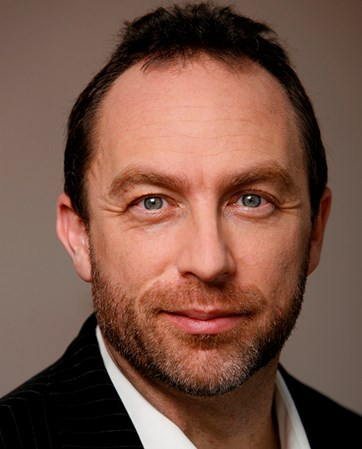 Jimmy Wales headshot