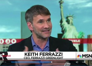 <p>Keith Ferrazzi in the News</p>