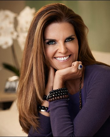 Maria Shriver  headshot