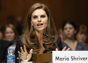 <p>Maria Shriver named to People's 25 Women Changing the World in 2017</p>
