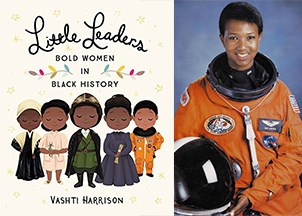 <p>Mae Jemison featured in #1 Bestseller, Little Leaders </p>