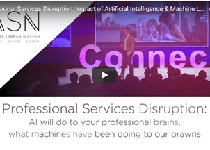 <p>Professional Services Disruption: Impact of Artificial Intelligence & Machine Learning</p>