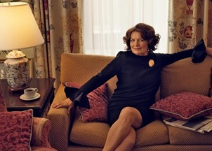 <p>Margaret Trudeau is the focus of a must-read Vanity Fair cover story</p>
