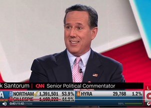 <p>Rick Santorum in the News</p>