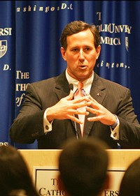 Rick Santorum photo 3