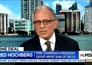 <p>Fred Hochberg in the News</p>