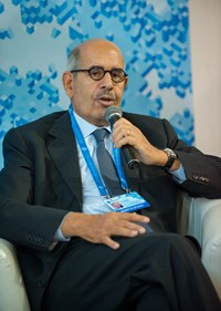 Mohamed ElBaradei photo 3