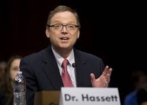 <p>New Speaker Spotlight: Kevin Hassett</p>