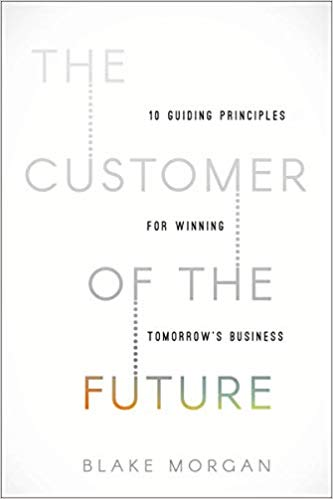 Due out in October!  The Customer of the Future: 10 Guiding Principles for Winning Tomorrow's Business
