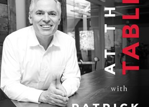 <p>At The Table with Patrick Lencioni</p>