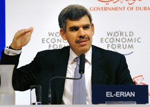 <p>Mohamed El-Erian is a go-to voice on the global economy</p>