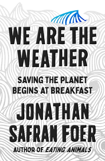 Due Out September 17th!  We Are the Weather