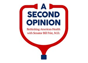 <p>Bill Frist's A Second Opinion aims to improve healthcare in the U.S.</p>