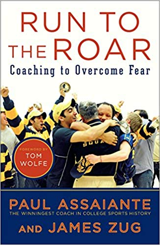 Run to the Roar: Coaching to Overcome Fear