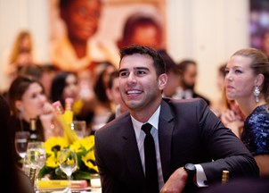 <p>Adam Braun on using business as a force for good</p>