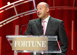 <p>Gary Cohn reveals what's ahead for 2021</p>