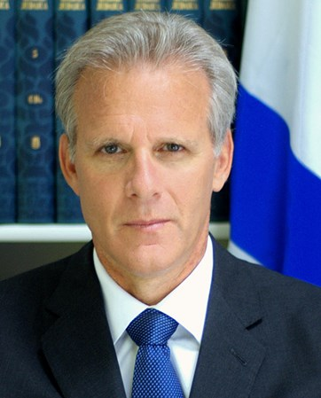 Michael Oren headshot