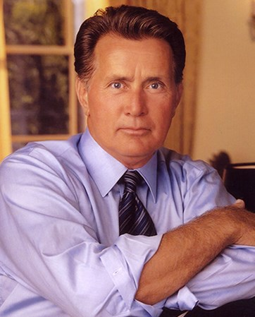 Martin Sheen headshot