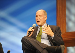 <p>Speaker Spotlight: Michael Eisner</p>